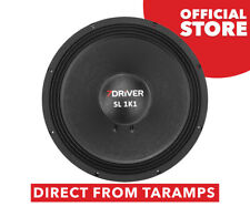 """7Driver 15"""" SL 1K1 4 Ohm Speaker 550W RMS by Taramps Direct From Taramps"""