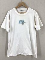 Vintage 2001 Dave Matthews Band Rock Concert Tour T-Shirt Sz M