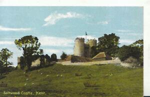 Kent Postcard - View of Saltwood Castle - Ref TZ6134
