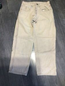 Rare Vintage 90s  SENATE Wide Leg Jeans Size 32x31 skater pants denim. Not jnco