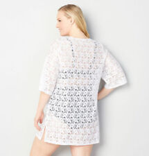 ccb745279da8c Plus Size Cover-Up Swimwear for Women for sale | eBay