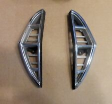 NOS 1968 Ford Thunderbird Grill extensions - Pair