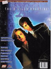 The X files magazine official collectors edition #1 Autumn 1996 Australian ED