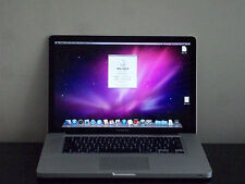 "☛SILVER☆APPLE☆i5☆MACBOOK☆PRO☆15""TESTED☆WARRANTY☆ALUMINUM☆MAC☆LAPTOP☆COMPUTER☆"
