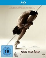 FLESH AND BONE  2 BLU-RAY NEUF  SARAH HAY/BEN DANIELS/EMILY TYRA/+