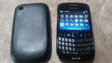 BlackBerry Curve black