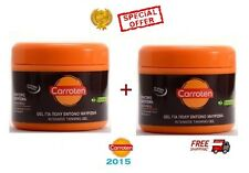 2 x CARROTEN TAN EXPRESS TANNING GEL - 2 x150ml - SPECIAL OFFER