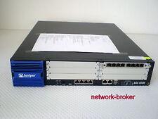 Juniper ssg-550m-sh ridondanti power supplies + i moduli jxu-8ge-tx-s 1gb DRAM