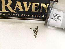 Raven Super Soft Lead Split Shot, Brown Camo Size #1, 2 Ounces / 60 Grams Pack
