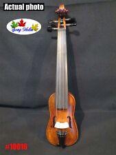 "Hand-made Baroque style fancy Pochette violin 5 3/4"",great sound #10016"