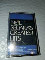 Neil Sedaka's Greatest Hits [Cassette]