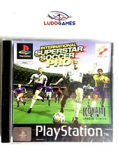 International Superstar Soccer Pro PSX PS1 Playstation PAL/EUR Sealed Brand New