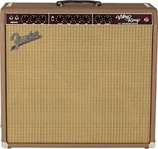 Fender Fender Guitar Amplifier VIBRO KING 20th ANNIV 100V BRN JP