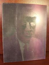 John F. Kennedy JFK Portrait Newspaper Printing Plate 1963 USA President