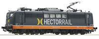"""Roco H0 79367 E-Lok BR 162 Hectorrail """"AC für Märklin Digital + Sound"""" NEU + OVP"""