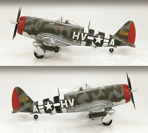 Hobby Master 1:48 Republic P-47D Thunderbolt 56th FG 61st Gabby Gabreski HA8401