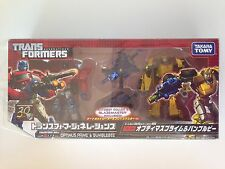 Transformers Generations TG-24 Optimus Prime & Bumblebee