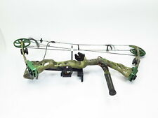 "Bear Instinct Camo Right-Handed 29"" Draw 60# Compound Bow 0782"
