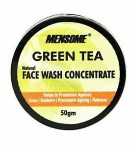 Mensome Natural Face Wash Concentrate the skin free from damages 50 gm