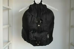 Gianni Versace Medusa Nylon Backpack Vintage