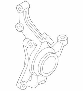 Genuine GM Knuckle 96870493