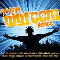 CD We Love Big Room von Various Artists  2CDs