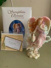 Seraphim Classics Angel - April, Spring's Blossom