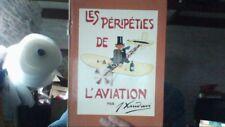 Les péripéties de l'aviation par Xaudaro - ed. Garnier 1978