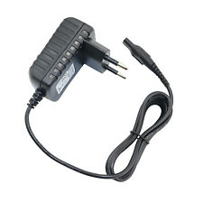 EU Plug AC Charger Cord for Philips Norelco Aqua Touch Shaver AT900 AT890 AT811
