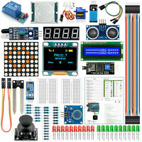 Arduino Kit UNO R3 Nano V3.0 Mega 2560 Mega 328 Projektstarter Kit