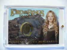 Lord of the Rings Costume Card 'Eowyn's Edoras Stables Dress' Topps Trilogy