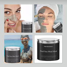 Natural Dead Sea Mud Mask for Body & Face Deep Skin Cleanser Pore Reducer 250g