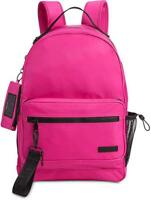 Steve Madden Play Pink Water Resistant Backpack With ID Case MSRP $98