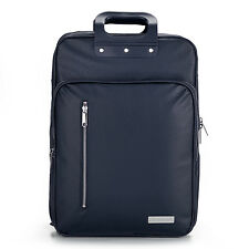 "Bombata - Dark Blue Classic Club 15"" Laptop Backpack/Rucksack"