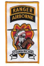 """Comanche Company"" - 501st Airborne - Arctic Paratrooper - US Airborne Ranger -"