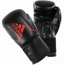 adidas Speed 50 Junior Boxing Gloves Sparring Black 6oz