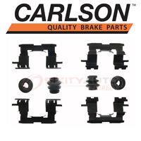 Carlson Front Disc Brake Hardware Kit for 2001-2009 Toyota Prius  - Pad wg