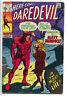 Daredevil 57 Marvel 1969 VG FN Tombstone Graveyard ID Revealed Karen Page