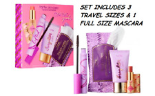Tarte GYM BAG GRABS Lifted Mascara Lip Rescue Brighter Days Moisturizer & Wipes!