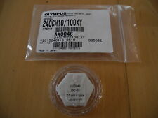 Olympus Okular Strichkreuzplatte 24 OCM 10/100 XY microscope eyepiece reticle