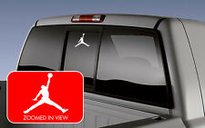 Michael Jordan Air Basketball Logo Symbol Car Vinyl Window Decal Sticker wall