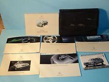 03 2003 Mercedes E320 Wagon owners manual