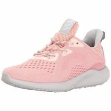 a491c4ac27e14 adidas Women s Alphabounce EM W Running Shoe Ice Pink trace Pink grey One 9