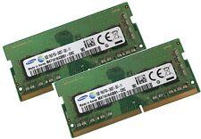 2x 8gb 16gb ddr4 RAM 2400 MHz F. Dell Optiplex 3050 XPS One 27 7760 All-in-One