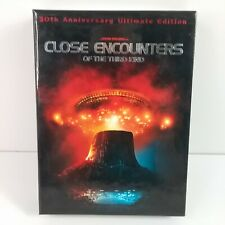Close Encounters of the Third Kind 30th Anniversary Ultimate Edition 3 Disc Dvd