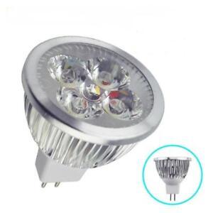 10 PCS MR16 12W Day White LED Spotlight Light Bulb Downlight Lamp