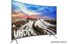 "Samsung UN65MU8500 65"" Curved Smart LED 4K Ultra HD TV w/ HDR New 2017 65MU8500"