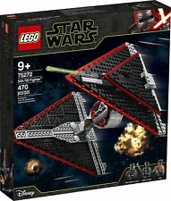 Star Wars LEGO set 75272-- Sith TIE Fighter-- 470 pcs -- Brand New in Box