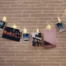 Lichtschläuche & -ketten 2m Lichterkette LED Länge