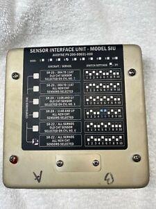 Cirrus SR22 engine Sensor Interface Unit SIU Avidyne 200-00031-000 Moritz A0800